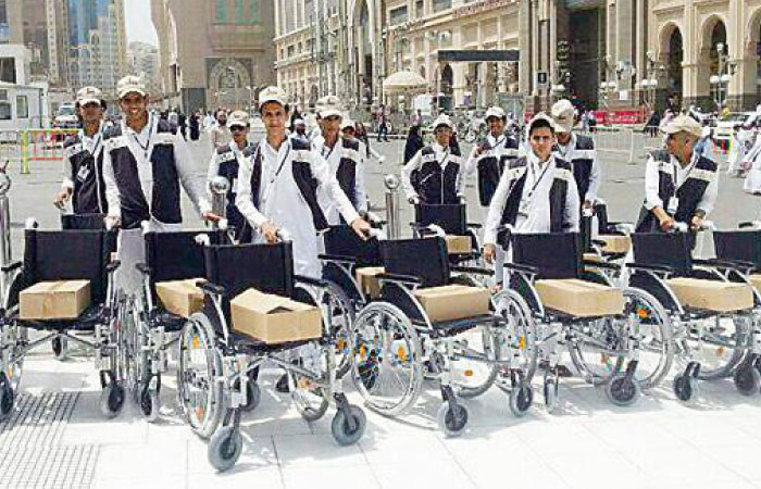 Hajj and Umrah For Disabled Pilgrims