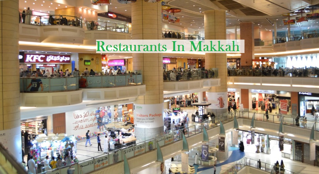 Restaurants In Makkah